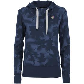 E9 Luli T-Shirt Femme, blue navy